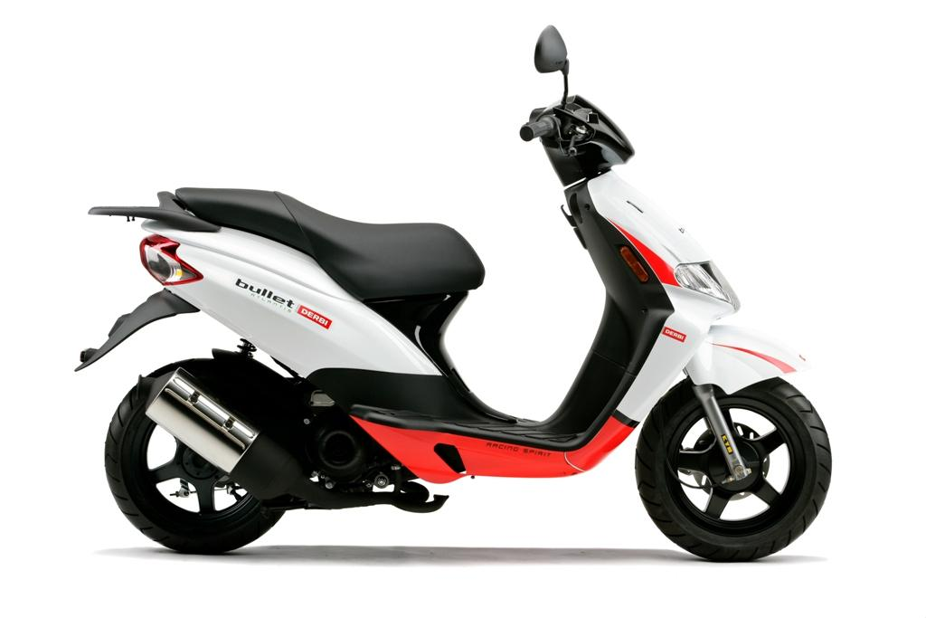 Derbi Atlantis City 50 4T 2006 #9