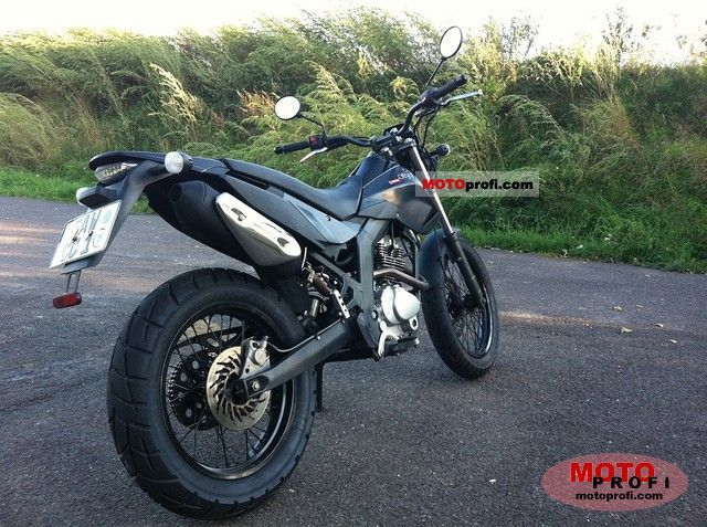Derbi Cross City 125 2009 #12