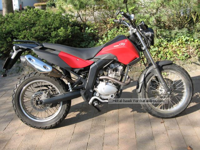 Derbi Cross City 125 2009 #3