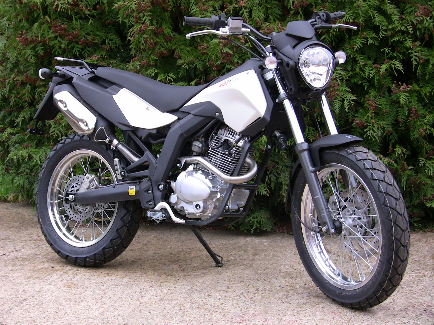 Derbi Cross City 125 2009 #7