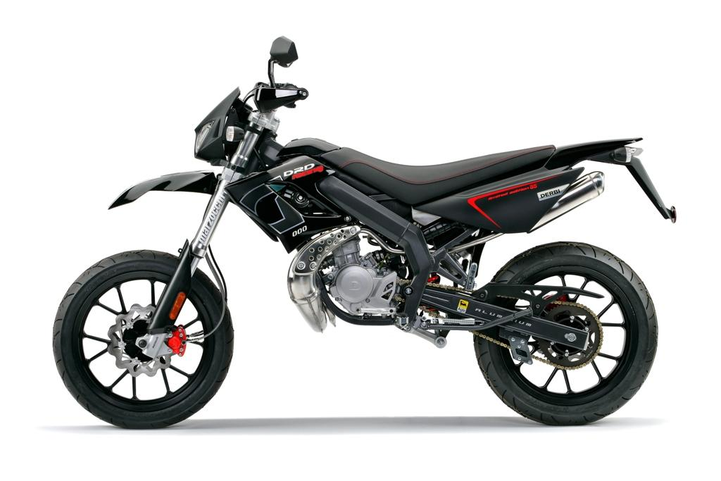 Derbi DRD Racing 50 SM Limited Edition 2008 #1