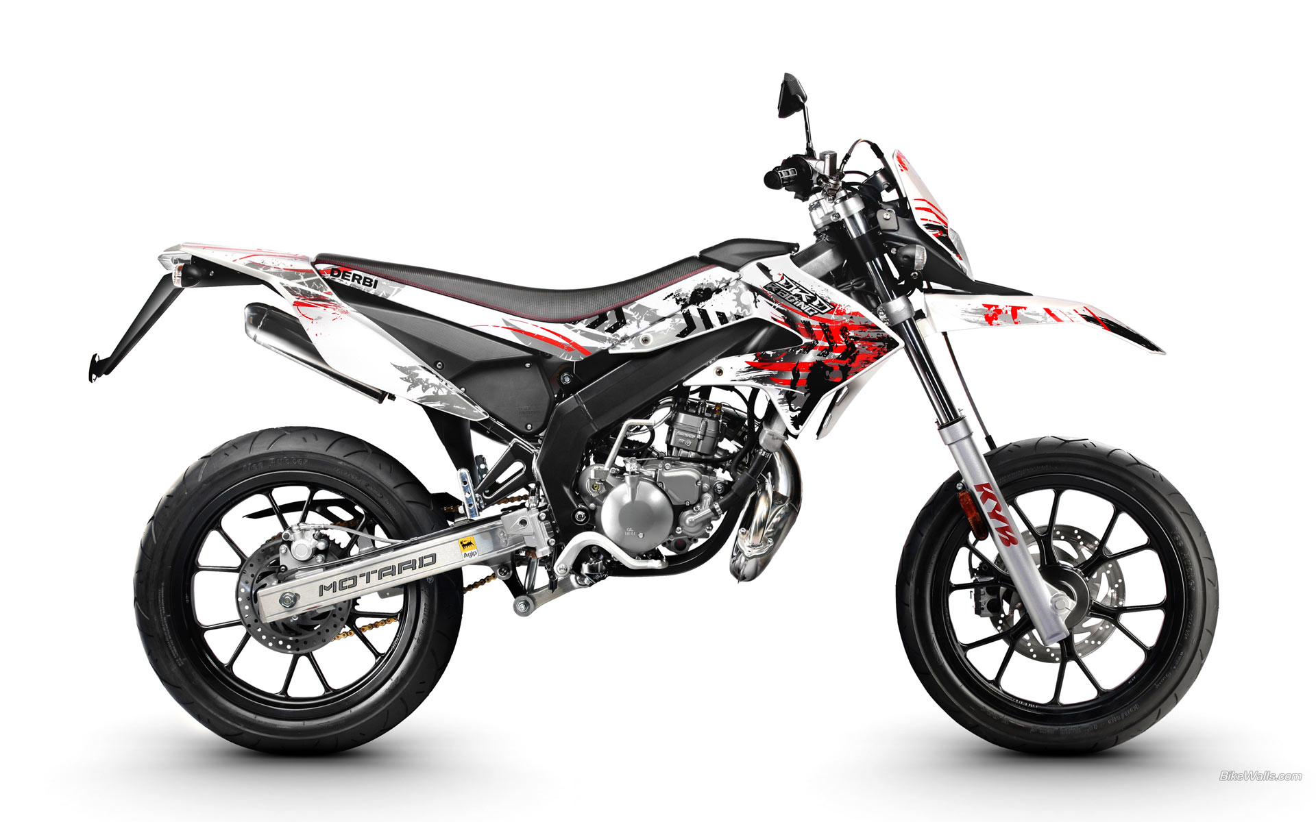 Derbi DRD Racing 50 SM Limited Edition 2008 #12