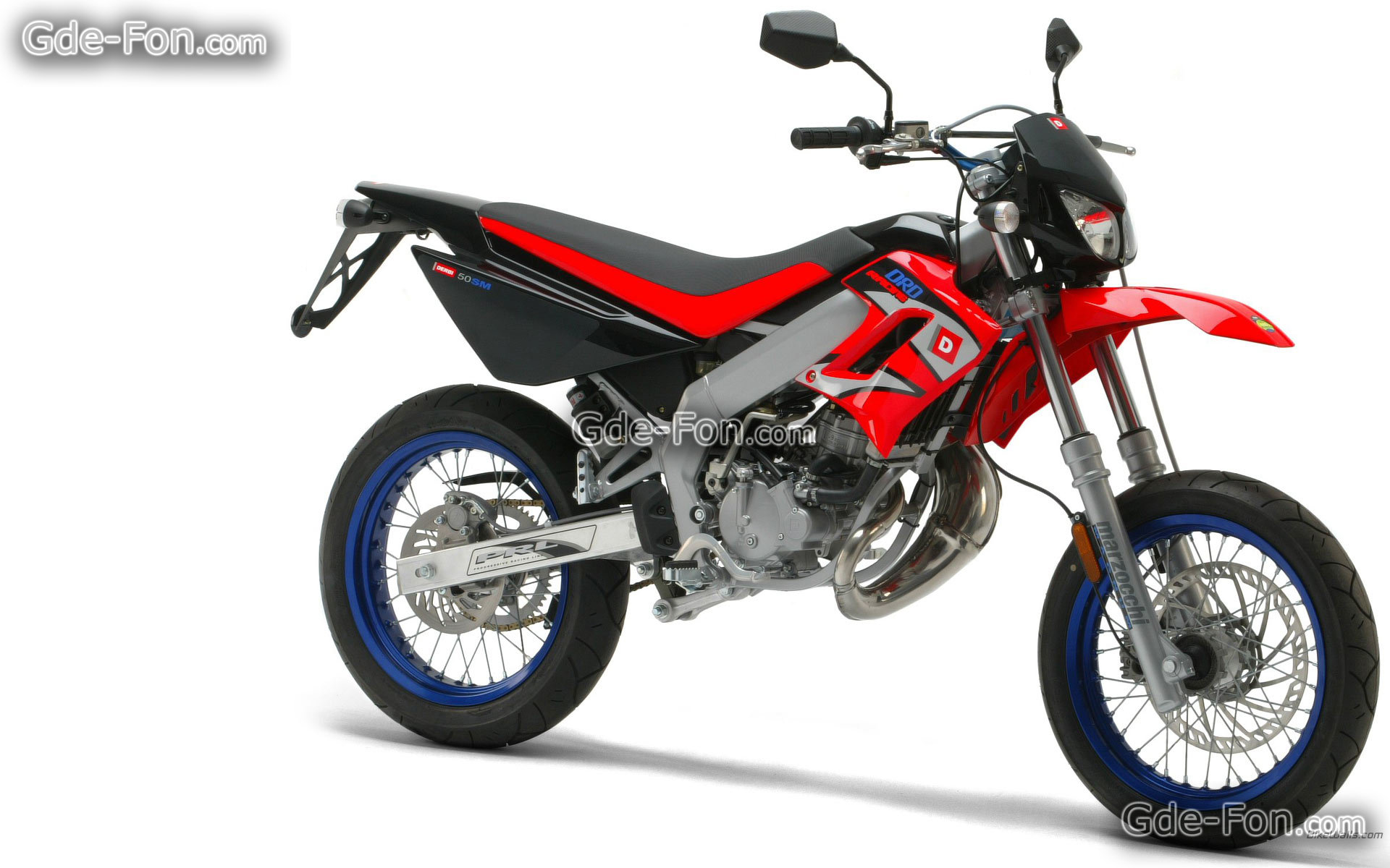 Derbi DRD Racing 50 SM Limited Edition 2008 #13