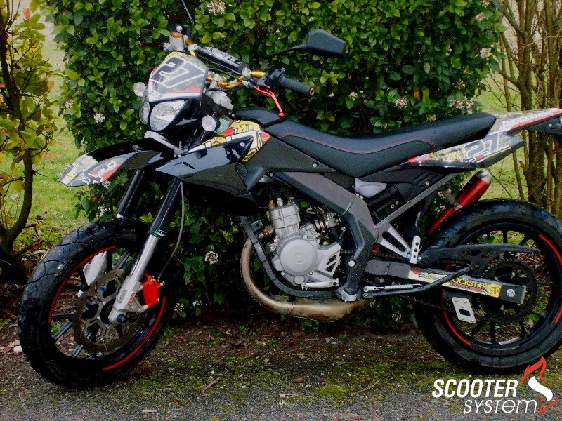 Derbi DRD Racing 50 SM Limited Edition 2008 #14