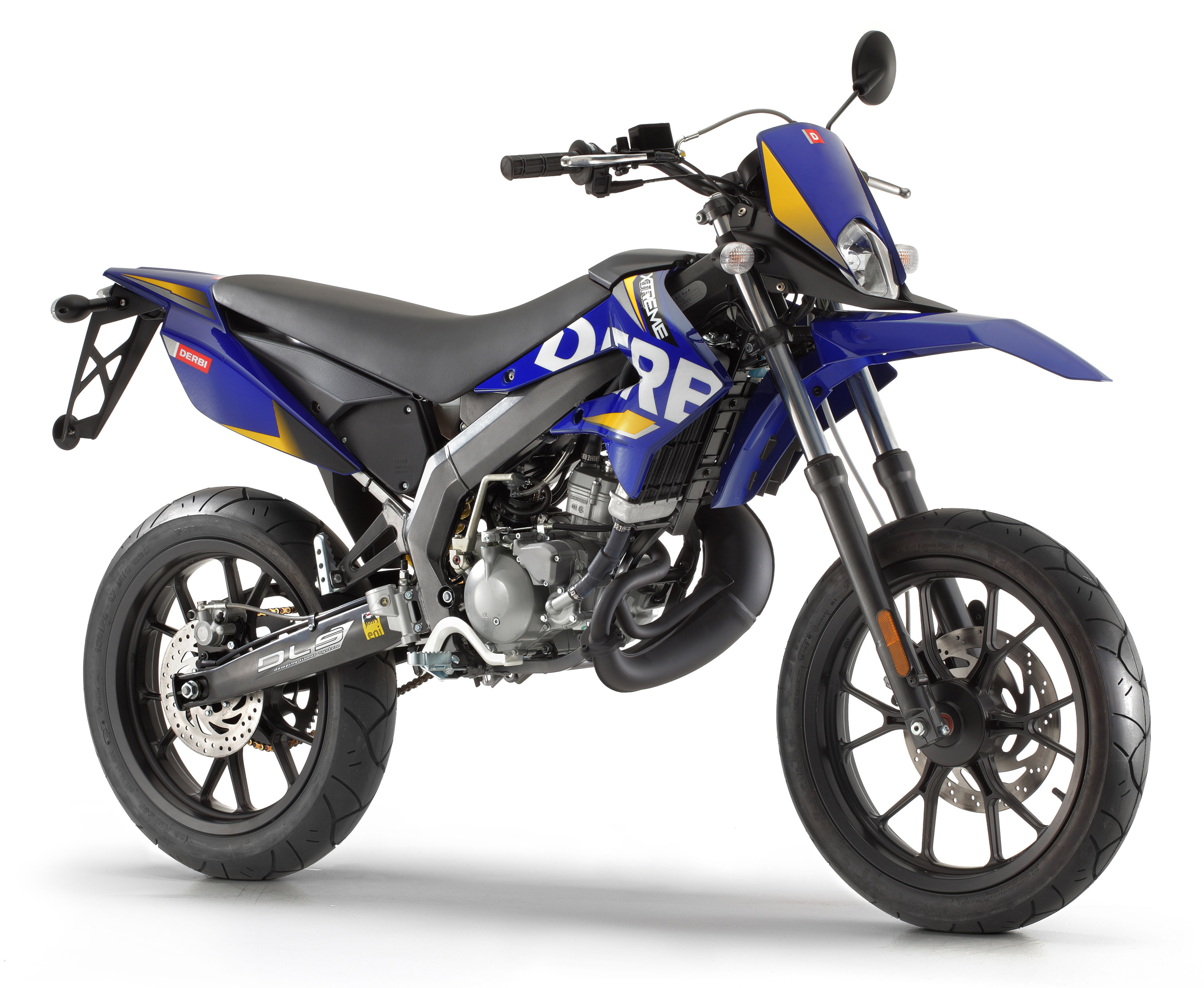 Derbi DRD Racing 50 SM Limited Edition 2008 #4