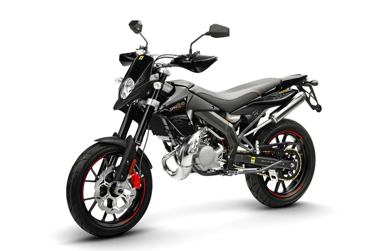 Derbi DRD Racing 50 SM Limited Edition 2008 #5