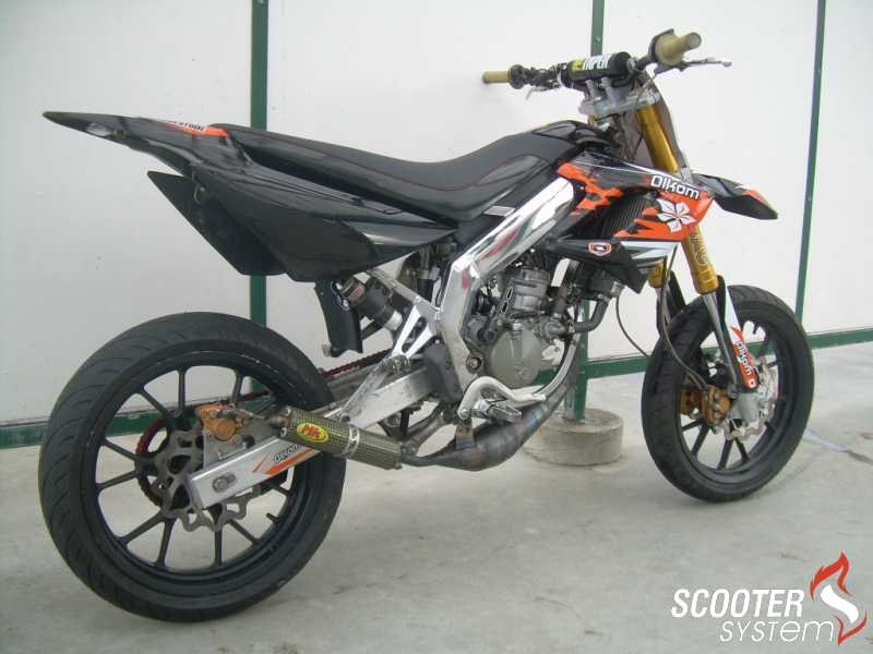 Derbi DRD Racing 50 SM Limited Edition 2008 #6
