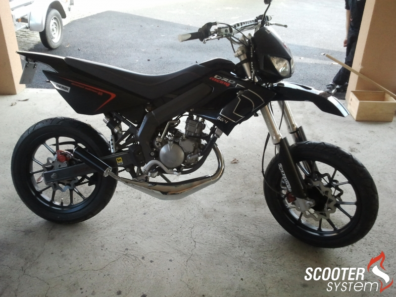 Derbi DRD Racing 50 SM Limited Edition 2008 #8