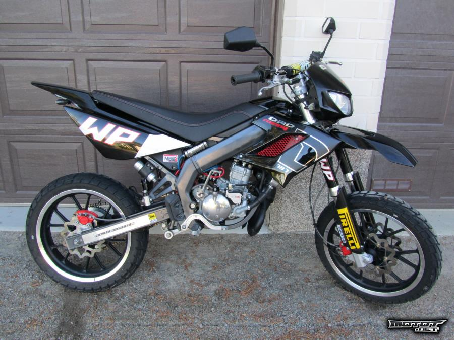Derbi DRD Racing 50 SM Limited Edition 2008 #9