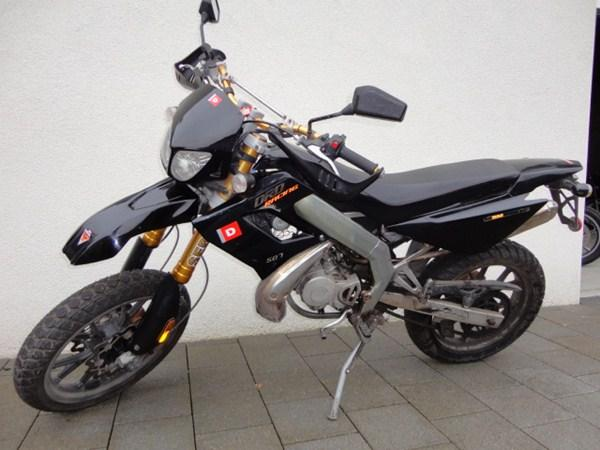 Derbi DRD Racing 50 SM Limited Edition #8