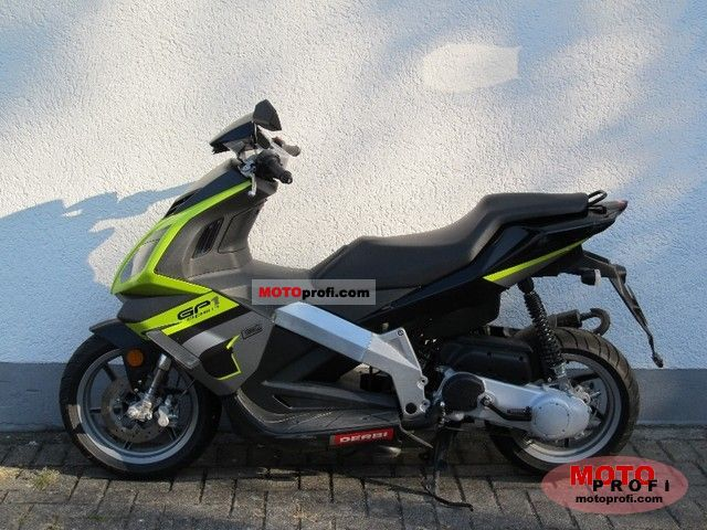 Derbi GP1 50 Racing 2009 #5