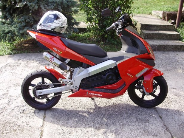 Derbi GP1 50 Racing #6