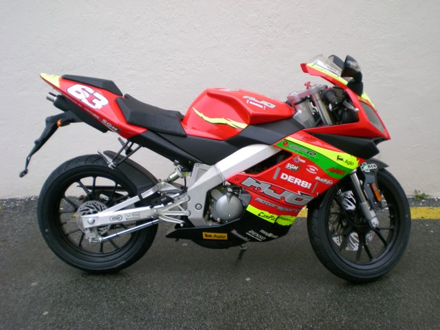 Derbi GPR 50 Racing Replica Di Meglio #4