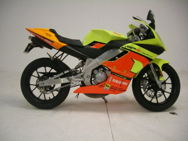 Derbi GPR 50 Racing Replica Di Meglio #6