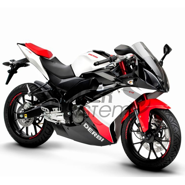 2007 derbi gpr racing 125 moto zombdrive com. Black Bedroom Furniture Sets. Home Design Ideas
