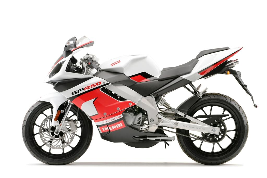 Derbi GPR Racing 50 2007 #1