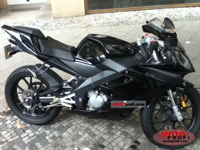 Derbi GPR Racing 50 2007 #6