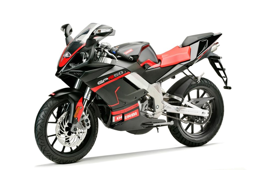 Derbi GPR Racing 50 2007 #7