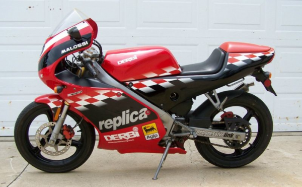 Derbi GPR Racing 50 Race Replica 2008 #8