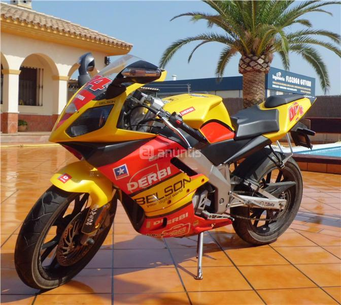 Derbi GPR Racing 50 Race Replica #4