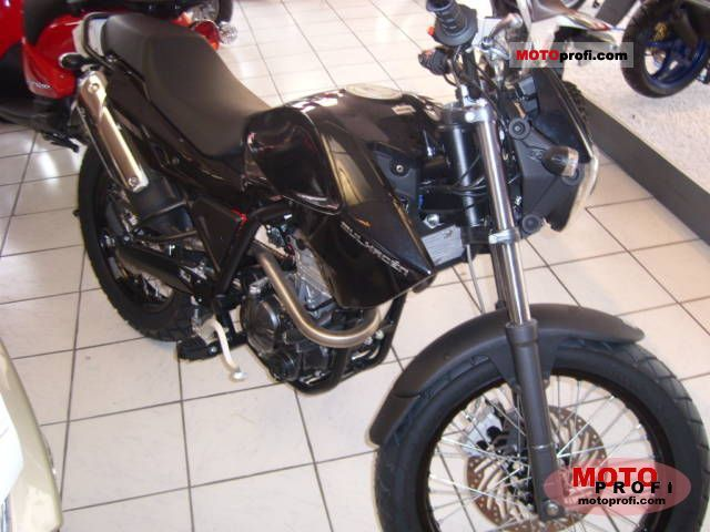 Derbi Mulhacn 125ST Freexter #2