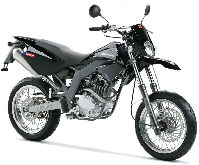 Derbi Mulhacn 125ST Freexter #5
