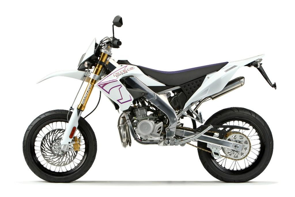 Derbi Mulhacn 125ST Freexter #7