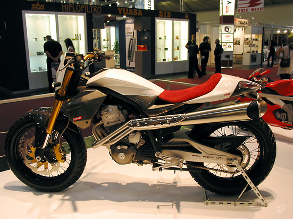 Derbi Prototype #7