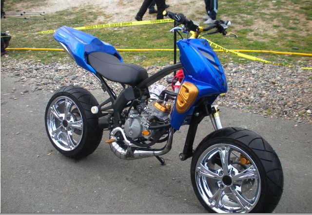 Derbi Prototype #5