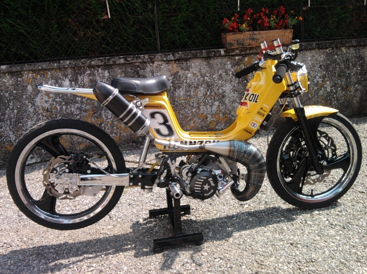 Derbi Prototype #6