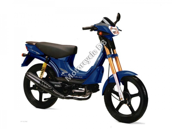 Derbi Revolution 50 GS #1