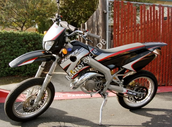 Derbi Senda Supermotard #1