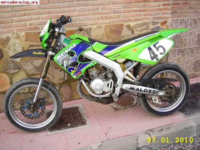 Derbi Senda Supermotard #13
