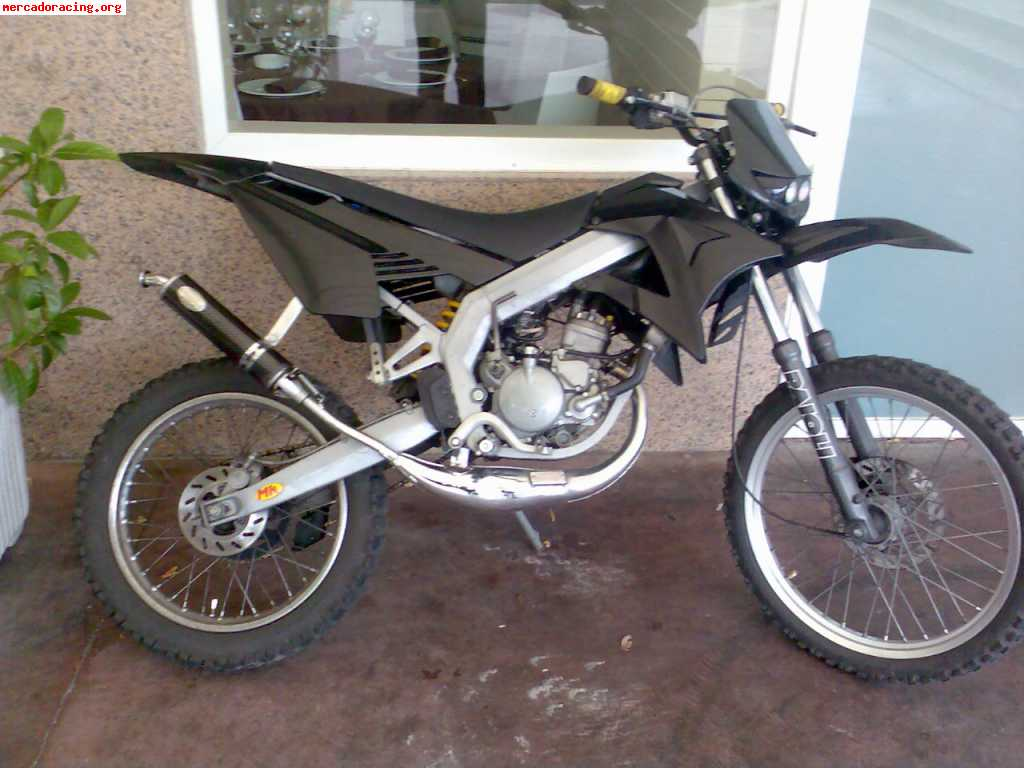 Derbi Senda Supermotard #15