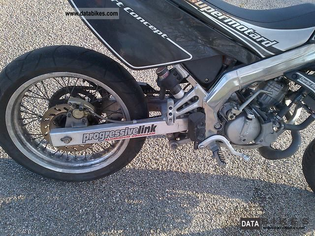 Derbi Senda Supermotard #5