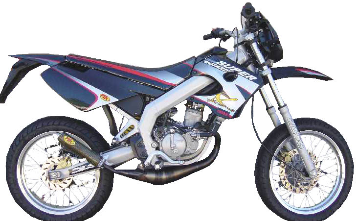 Derbi Super motard #1