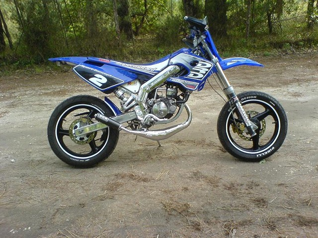 Derbi Super motard #13