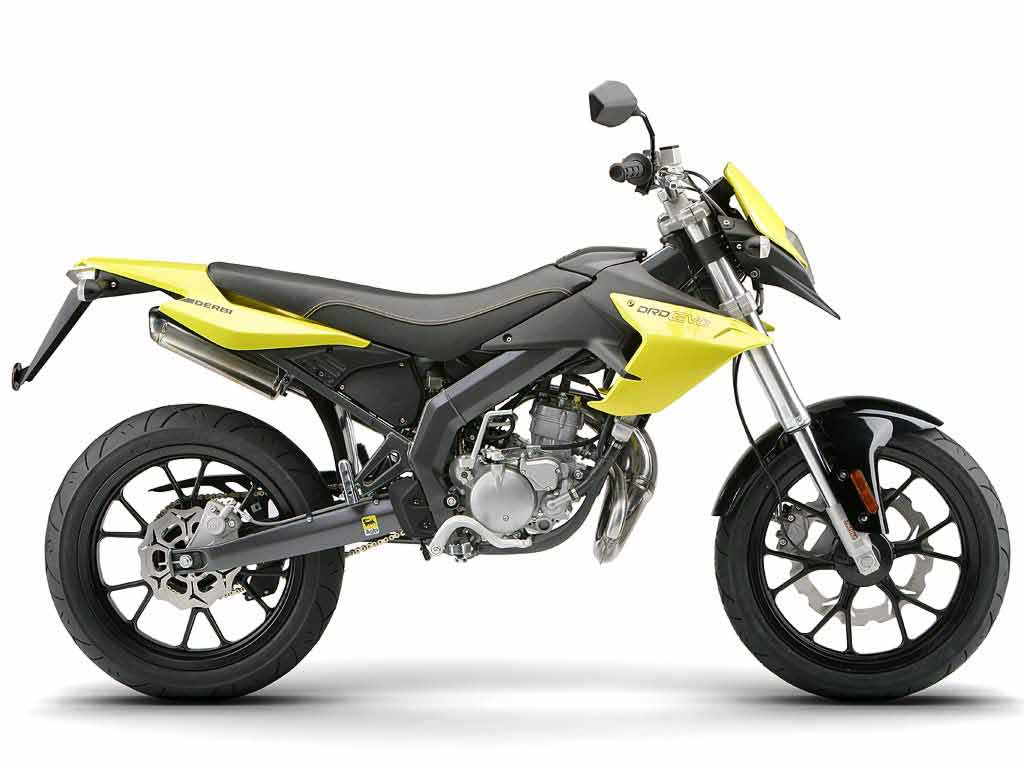 Derbi Supermotard X-treme 2005 #1