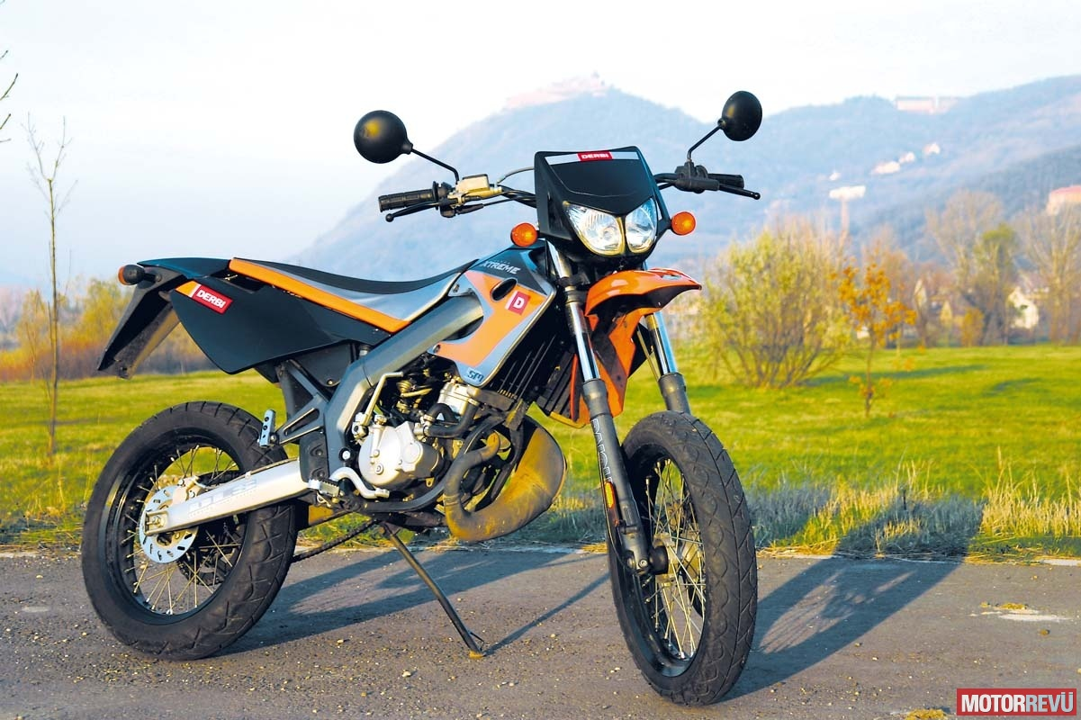 Derbi Supermotard X-treme 2005 #10
