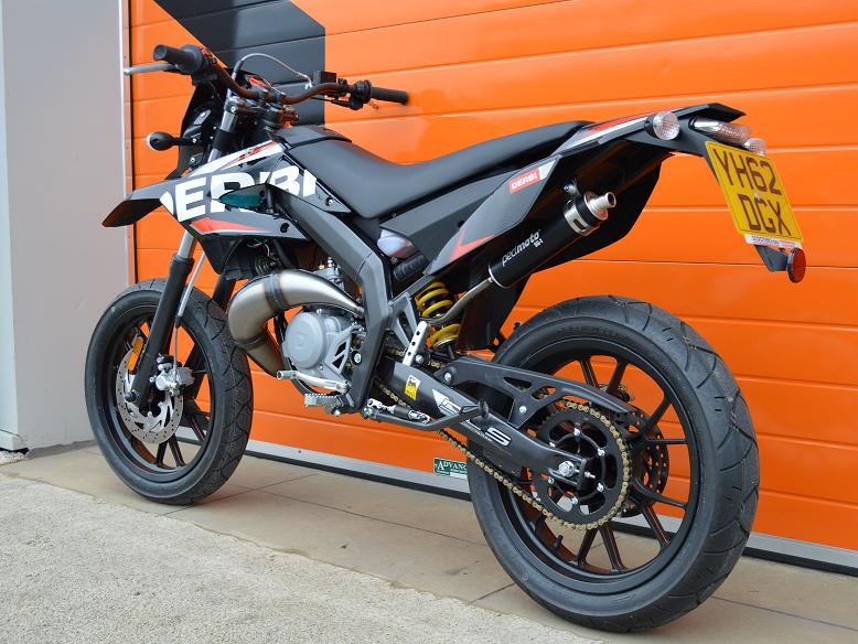 Derbi Supermotard X-treme 2005 #5