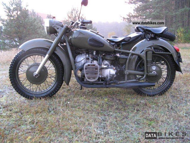 Dnepr MT 12 (with sidecar) 1983 #12