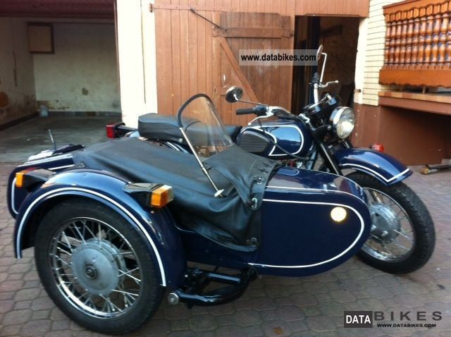 Dnepr MT 16 (with sidecar) 1987 #11