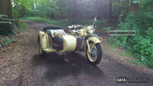 Dnepr MT 16 (with sidecar) 1991 #11