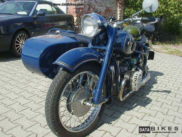 Dnepr MT 16 (with sidecar) 1991 #7