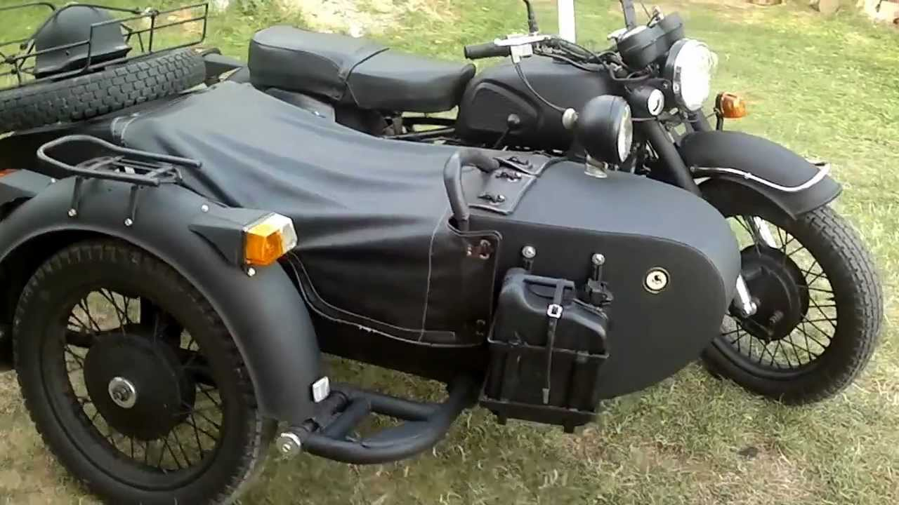 Dnepr MT 16 (with sidecar) #4