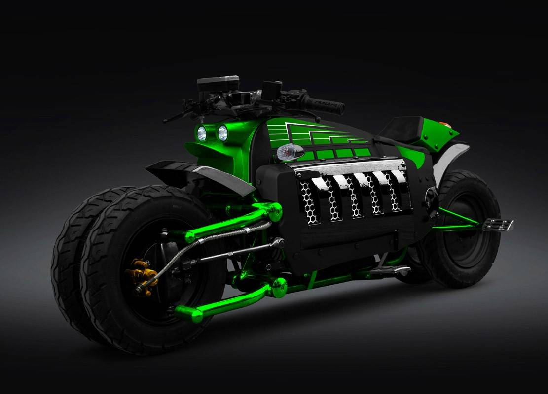 Dodge Motorcycle #8