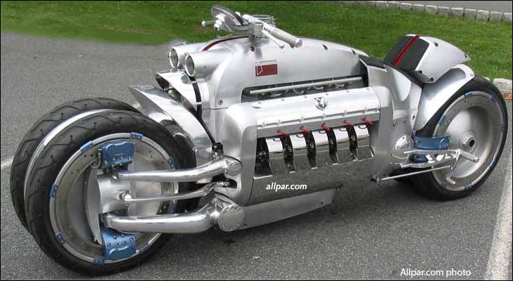 Dodge Motorcycle #3