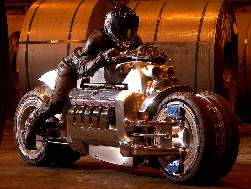 Dodge Motorcycle #6