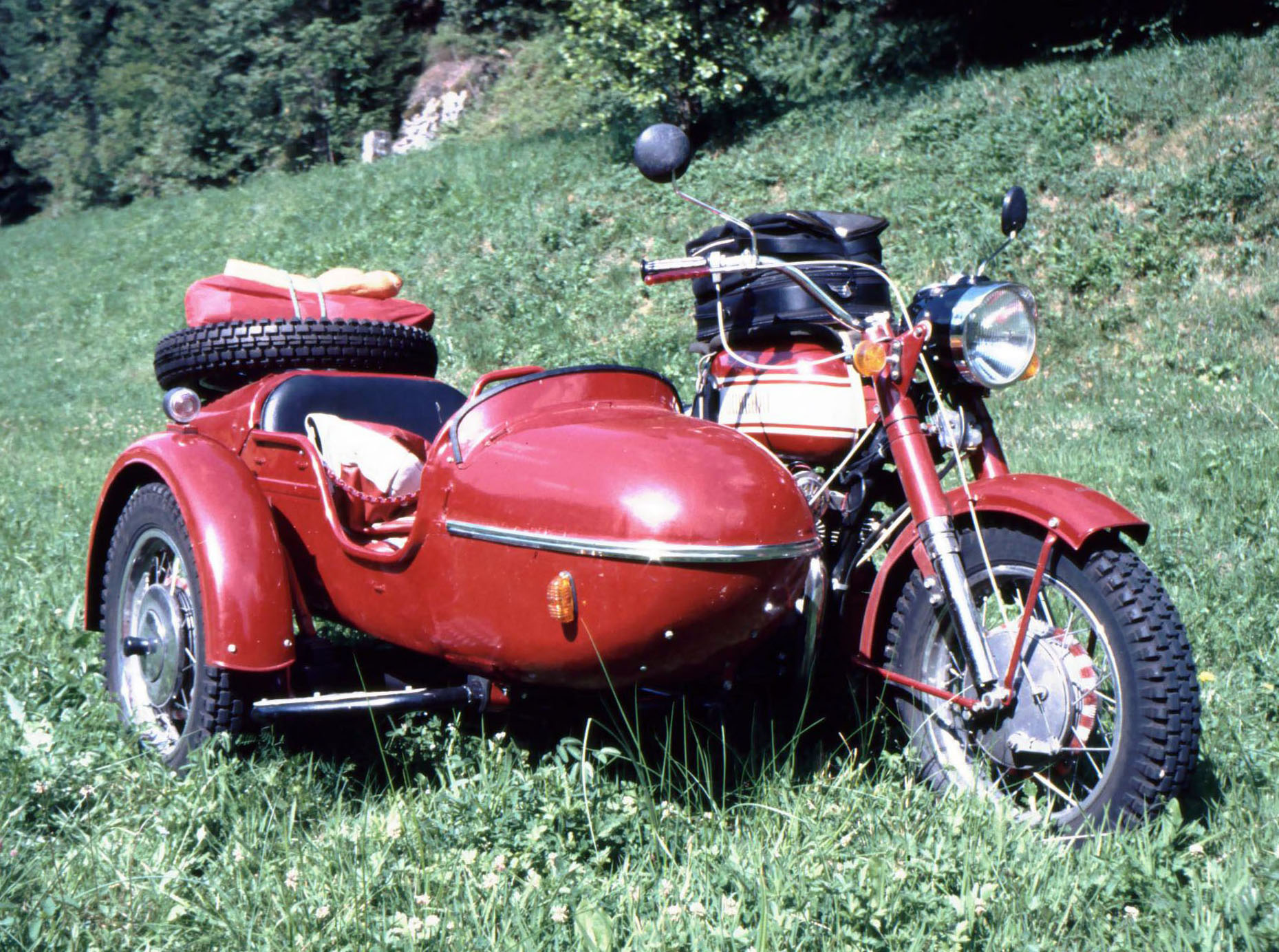 Donghai SM 750 (with sidecar) #1