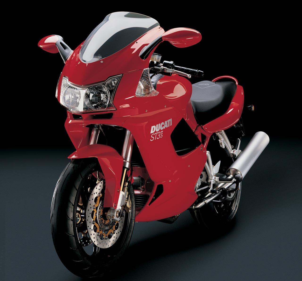 Ducati 620 Sport Full-fairing (reduced effect) #9
